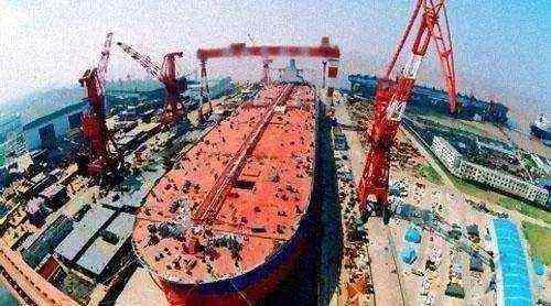 全球最大的造船集团成立了!